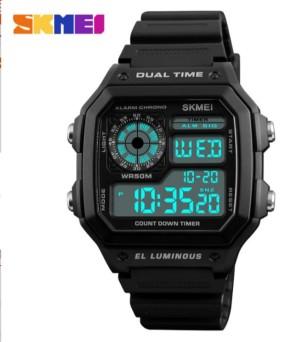 Harga jam tangan sport digital original skmei   HARGALOKA.COM