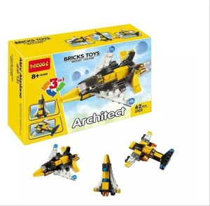 Harga mainan lego bricks building blocks decool 3103 bagus murah bisa 3 in | HARGALOKA.COM