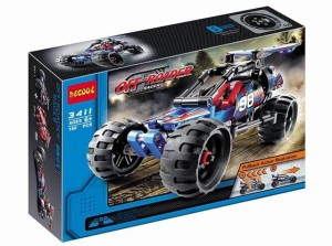 Harga mainan lego bricks building blocks decool 3411 murah | HARGALOKA.COM