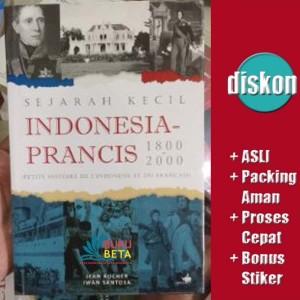 Harga sejarah kecil indonesia   prancis   jean | HARGALOKA.COM