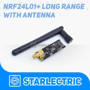Harga nrf24l01 pa lna antenna 2 4ghz long distance wireless tranceiver 2 | HARGALOKA.COM