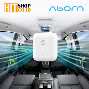 Harga aborn plasma ionizer mobil air purifier pembersih udara     HARGALOKA.COM