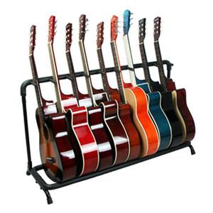 Harga stand rak gitar isi 9 pcs guitar rack besi busa | HARGALOKA.COM