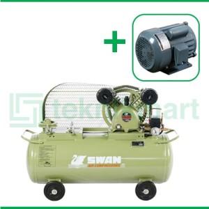 Harga kompresor angin air compressor automatic swan svu212 1 2hp | HARGALOKA.COM