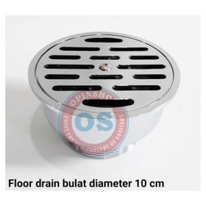 Harga floor drain saringan got kamar mandi model bulat | HARGALOKA.COM