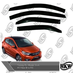 Harga talang air model slim mobil all new brio | HARGALOKA.COM