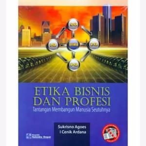 Harga buku etika bisnis dan profesi edisi revisi tantangan membangun   HARGALOKA.COM