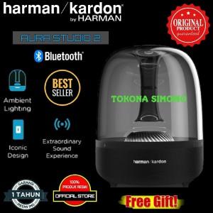 Harga harman kardon aura studio 2 bluetooth speakers with ambient | HARGALOKA.COM