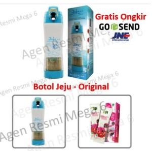 Harga botol jeju   new arrival alkaline water   original   botol   HARGALOKA.COM