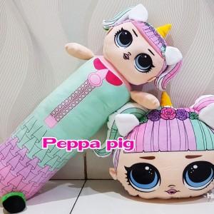 Harga set bantal guling boneka lol | HARGALOKA.COM