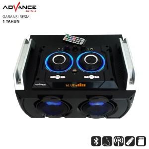 Harga speaker bluetooth advance m8300bt hi fi speaker | HARGALOKA.COM