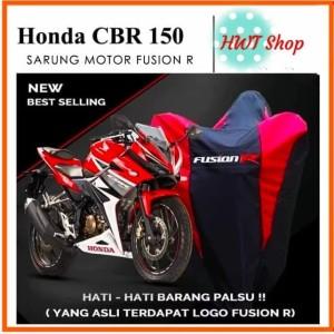 Harga cover motor honda cb150   sarung motor honda cbr150 merk fusion   HARGALOKA.COM