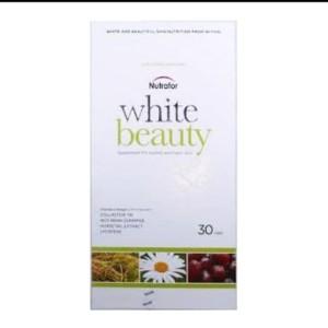 Harga nutrafor white beauty   supplement for healthy amp fairer skin 30 39 | HARGALOKA.COM