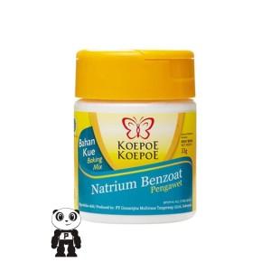 Harga koepoe koepoe natrium benzoat pengawet makanan dan minuman | HARGALOKA.COM