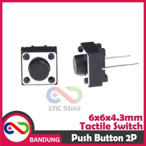 Info Tactile Switch Push Button 12x12x7 3mm Free Cap Katalog.or.id