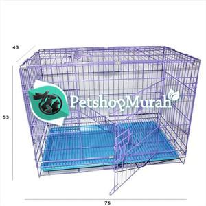 Harga kandang kucing   anjing c032   kandang lipat   kandang hewan | HARGALOKA.COM