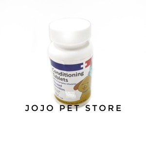 Harga conditioning tablets b complex 200 tablet vitamin kucing | HARGALOKA.COM