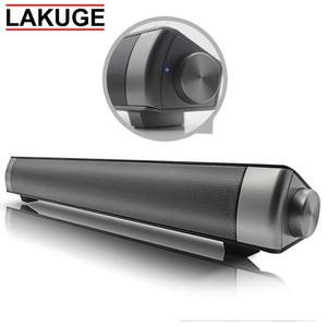 Harga soundbar home theater stereo portable bluetooth with remote | HARGALOKA.COM