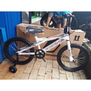 Harga sepeda anak laki laki bmx senator 18 | HARGALOKA.COM