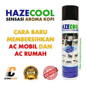Katalog Hazecool Ac Cleaner Pembersih Ac Split Ac Mobil Aroma Kopi Coffee Katalog.or.id