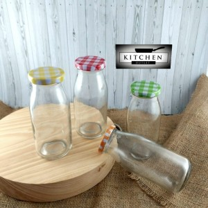 Harga botol susu kaca tutup stainless warna | HARGALOKA.COM