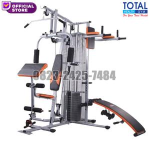 Harga home gym 3 sisi hg 8309 homegym alat fitness multi   jual | HARGALOKA.COM