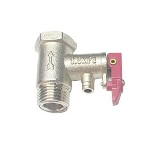 Harga safety valve water heater klep pengaman water heater ariston | HARGALOKA.COM