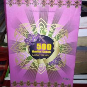 Harga buku original   500 hadits pilihan untuk | HARGALOKA.COM