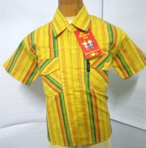 Harga 294 299 4 8 tahun kemeja baju atasan hem pendek keren gaul anak cowo   4 5 tahun | HARGALOKA.COM