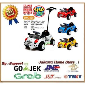 Harga mainan anak mobil dorong mini cooper shp smc 628   | HARGALOKA.COM