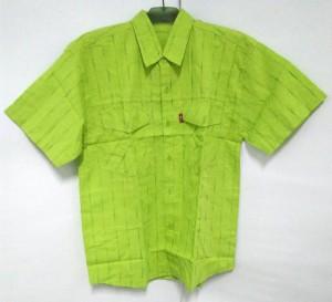 Harga 330 335 15 19 tahun kemeja baju atasan hem pendek anak cowo pria   18 19   HARGALOKA.COM