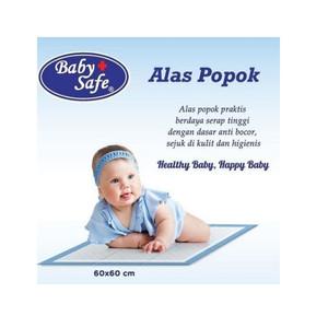 Harga baby safe alas popok bayi   alas ompol   babysafe underpad isi | HARGALOKA.COM