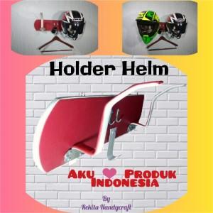 Katalog Gantungan Helm Rak Helm Tempat Helm Double Katalog.or.id