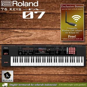 Harga roland fa 07 fa07 fa 07 synthesizer   workstation   digital | HARGALOKA.COM