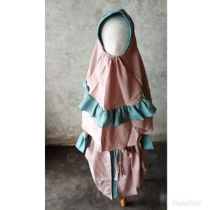 Harga ameera gamis gamis anak murah baju muslim lebaran anak | HARGALOKA.COM