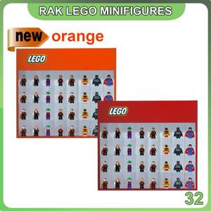 Harga lego rak acrylic minifigure isi 32     HARGALOKA.COM