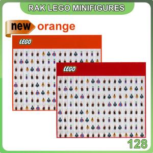 Harga lego rak acrylic minifigure isi 128     HARGALOKA.COM