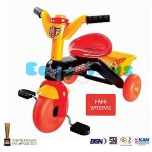 Harga sepeda roda 3 plastik shp fb 581 | HARGALOKA.COM
