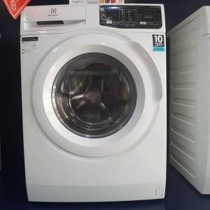 Harga mesin cuci front loading 1 tabung electrolux 8 kg | HARGALOKA.COM
