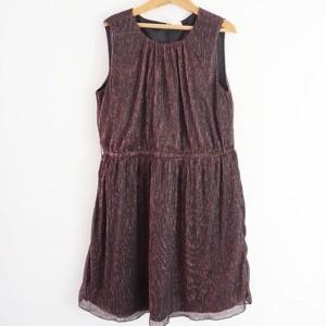 Harga dress pesta anak gymboree party ori coklat grs   | HARGALOKA.COM