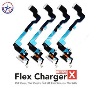 Harga flexible flexibel iphone x 10 konektor tc cas charger mic original   | HARGALOKA.COM