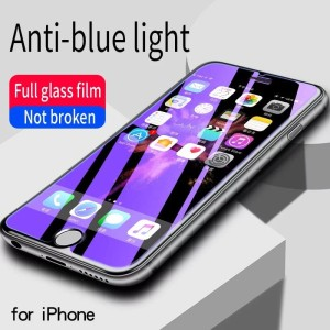 Harga premium tempered glass iphone xs max anti blue light anti | HARGALOKA.COM