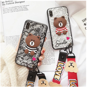 Harga brown fuze case with strap iphone 5 5s 6 7 8 7 8 plus oppo | HARGALOKA.COM