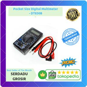 Harga Multitester Digital Multimeter Avometer Pocket Suoer Dt830d Ahim Shop Katalog.or.id