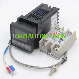 Katalog Rkc Rex Rex C100 Out Ssr Digital Pid Temperature Controller Kit Katalog.or.id