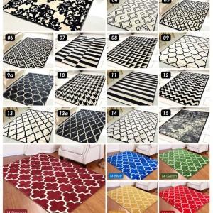 Harga karpet permadani bcf retro limited edition 2018 uk 160 x | HARGALOKA.COM