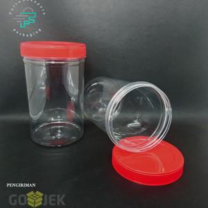 Harga toples jar 1000 ml toples plastik 1000ml pengiriman khusus | HARGALOKA.COM