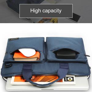 Harga tas laptop macbook cartinoe rfid blocking messenger bag 13 inch   | HARGALOKA.COM