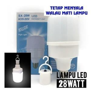 Harga lampu led emergency otomatis nyala ketika listrik pln | HARGALOKA.COM