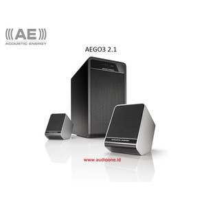 Harga acoustic energy aego3 2 1 bluetooth speaker | HARGALOKA.COM